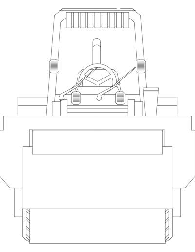 Block Details - Vehicles DWG Blocks | CADblocos