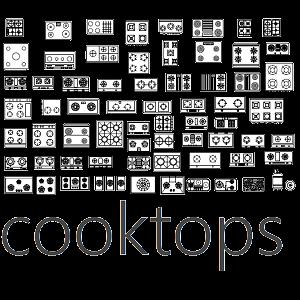 blocos de cozinha para autocad