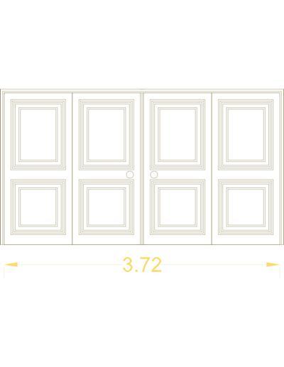Block Details Doors And Windows Dwg Blocks Cadblocos